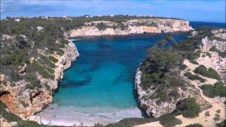 Mallorca drone footage