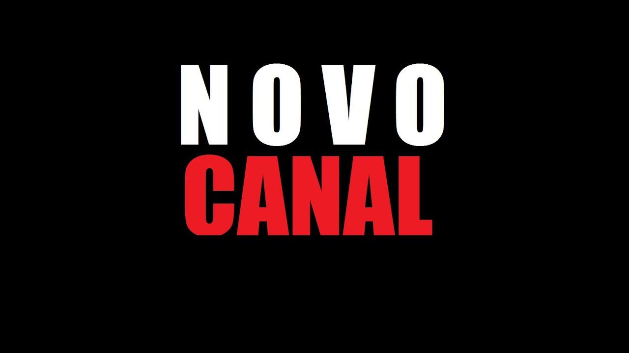 AVISO DO NOVO CANAL, SUAS BICHAS!