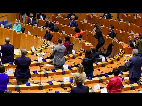 European Parliament members debate the outcome of the recent EU leaders summit | LIVE