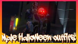 Halloween Outfits | GTA V online Gameplay