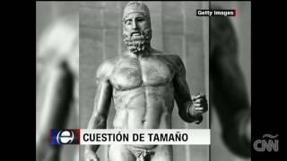 ¿Por que el David de Miguel Ángel tiene un pene pequeño?