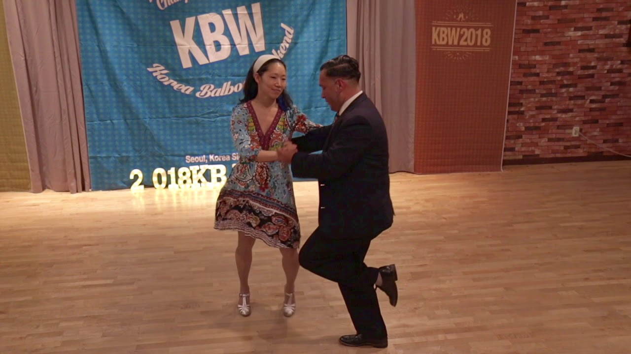 KBW2018 : Instructors Jennifer & Augie Demo
