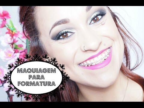 Maquiagem para Formatura ou Festas