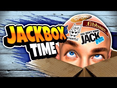 【 JACKBOX 4 】 To ZUCC or not to SUCC?! Sponsor Interactive Live Stream
