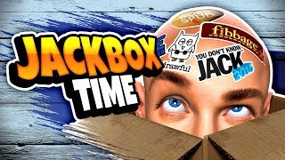 【 JACKBOX 4 】 To ZUCC or not to SUCC?! Sponsor Interactive Live Stream thumbnail