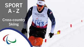 Sports of the Paralympic Winter Games: Cross-Country Skiing