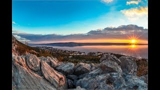 National Park Paklenica by drone 4K - Croatia, Dalmatia