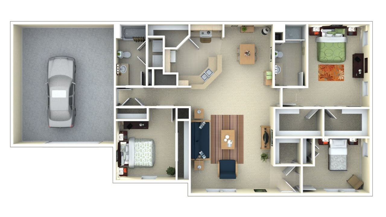 The York Floor Plan Fox Chase Apartments In Cheswick Pa