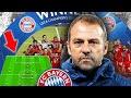 How Hansi Flick Transformed Bayern Munich