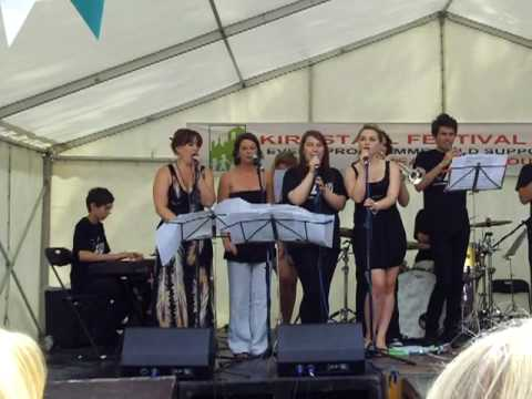 Leeds Youth Jazz Orchestra 2  July 2010