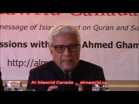 Symphony Event Center Mississauga | Javed Ahmad Ghamidi and Dr Khalid Zaheer