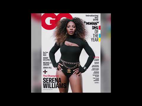 V Mornings - Serena Williams Is GQ's Woman Of The Year