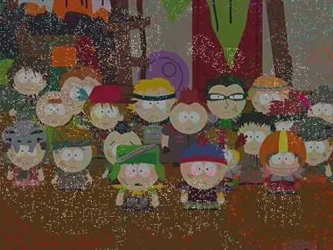 South Park - Kyle - Cuba