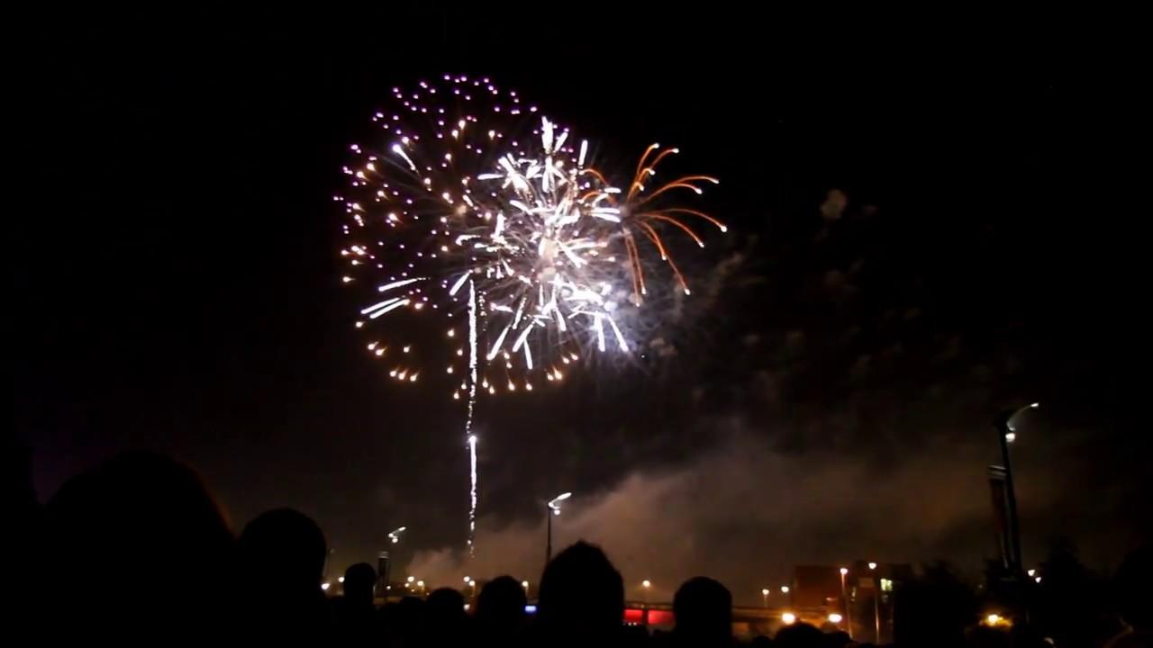 stockton fireworks schedule fire