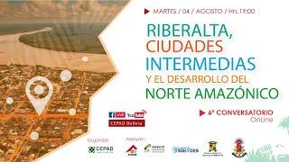 Riberalta, ciudades intermedias y el desarrollo del norte amazónico