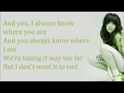 Carly Rae Jepsen - This Kiss (Lyric Video) (HD) (with download)