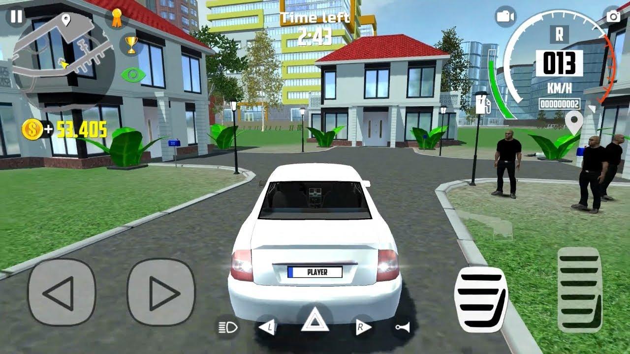 Car Simulator 2 - Mafia Job (Cargo delivery, Wheel Theft