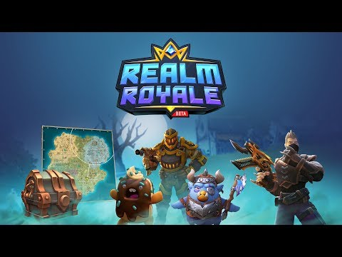 Realm Royale - OB16: Shadowfall Update Show VOD