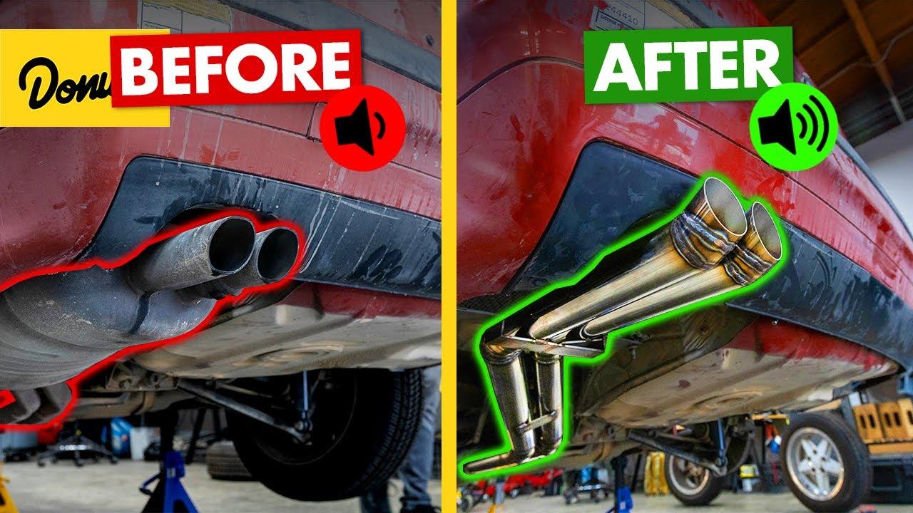 Download DIY Exhaust! - Is it Worth It?