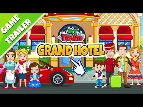My Town : Hotel - Game Trailer