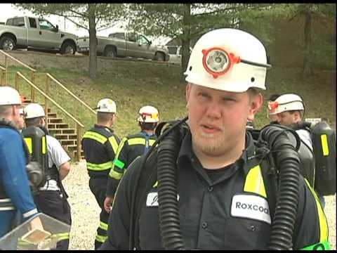Coal Mine Training