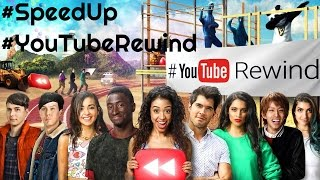 Speed Up | YouTube Rewind: The Ultimate 2016 Challenge | #YouTubeRewind