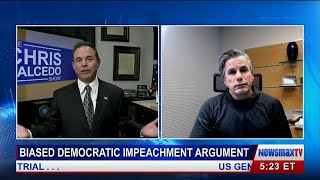 "Tom Fitton on Trump Impeachment Trial: ""No Good End To This, Even If The President Is Vindicated"""