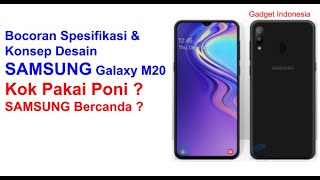 Bocoran Terbaru Spesifikasi Samsung Galaxy M20 Indonesia