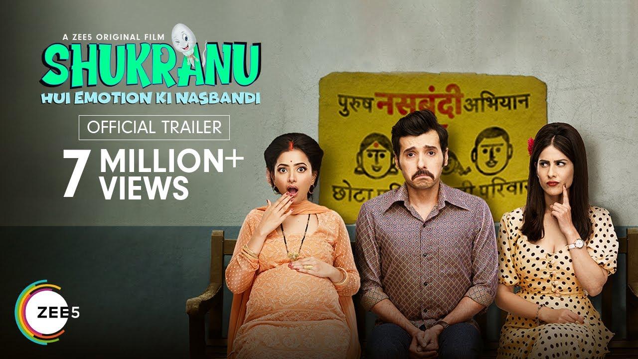 Download Shukranu | Official Trailer | A ZEE5 Original | Streaming Now On ZEE5