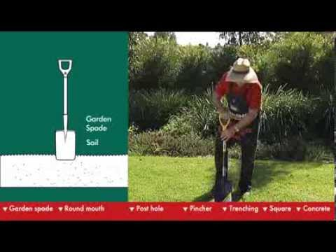 How To Choose The Right Shovel - DIY At Bunnings