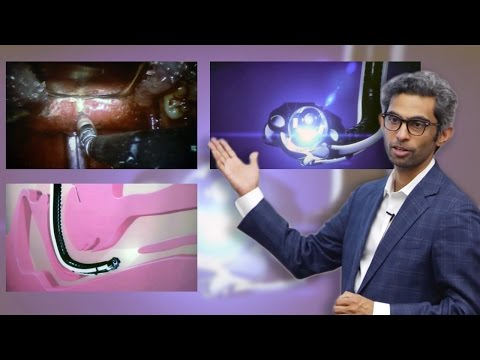 RI Seminar: Umamaheswar Duvvuri, MD : Surgical Robotics- past, present and future