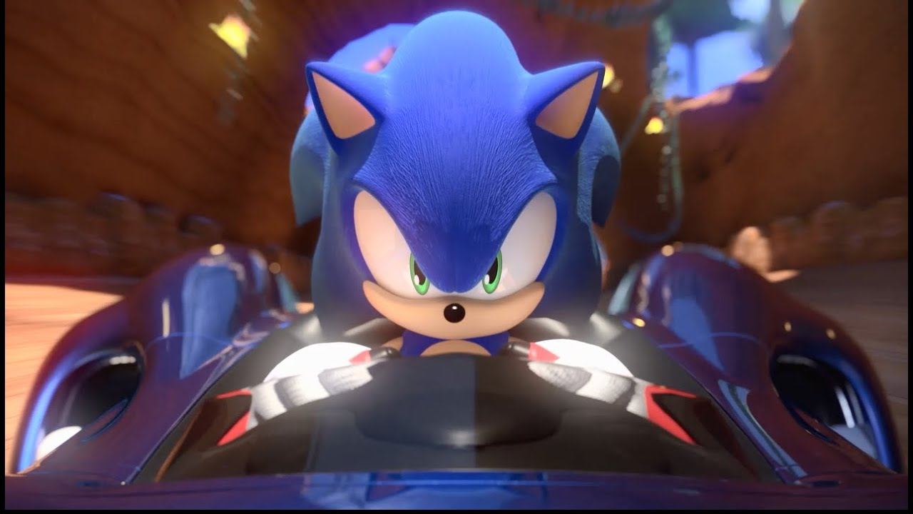 PS4『Team Sonic Racing』上市預告片