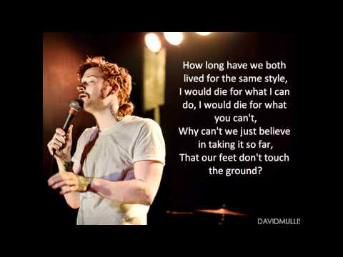 What I Would Give To Be Australian - Jonny Craig (Lyrics)