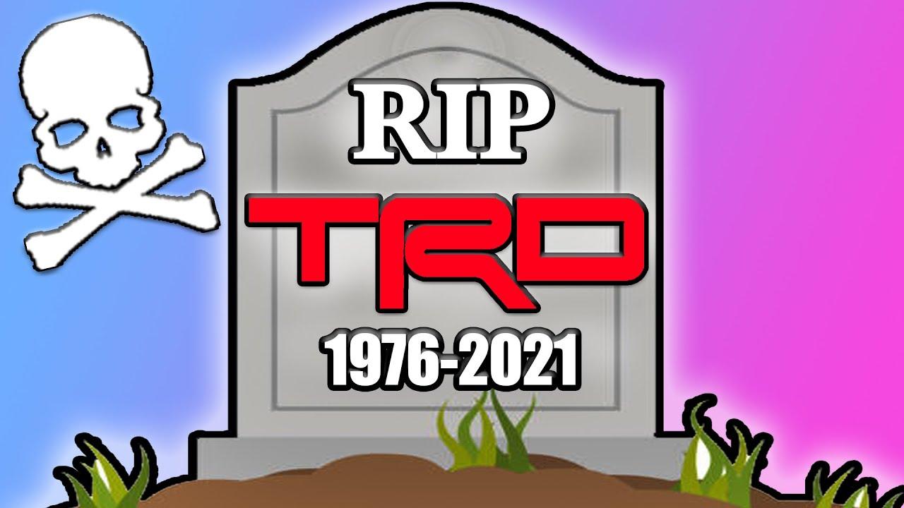 Download TRD is Dead
