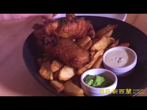 新西蘭的 Fish & Chips