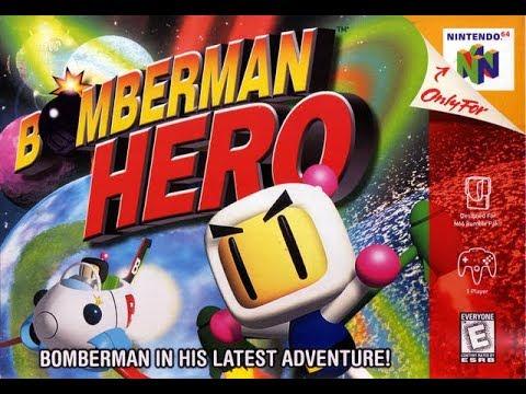 Bomberman Hero Playthrough #16 Killer Gate, Spiral Tower & Snake Route