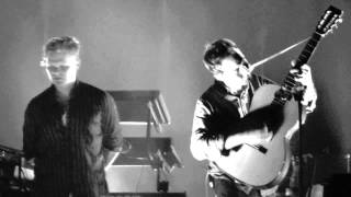 Grizzly Bear - All We Ask ( acoustic ) - Live @ Hollywood Forever Cemetery 8-9-13 in HD