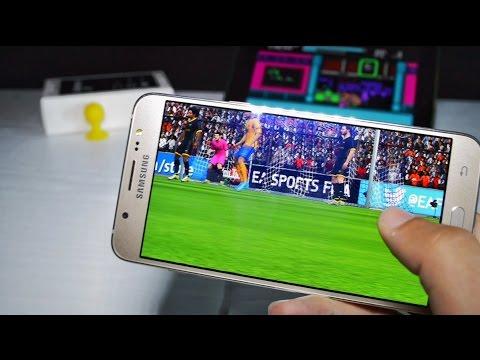 Samsung Galaxy J7 2016 J710 (Производительность в играх#2)