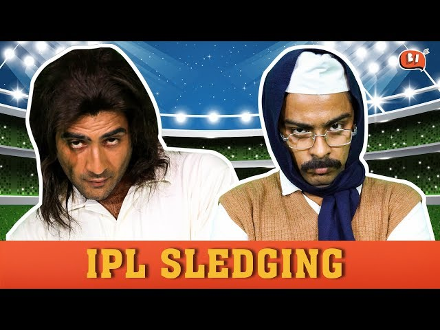 If Non-Cricketers Did Sledging   Being Indian
