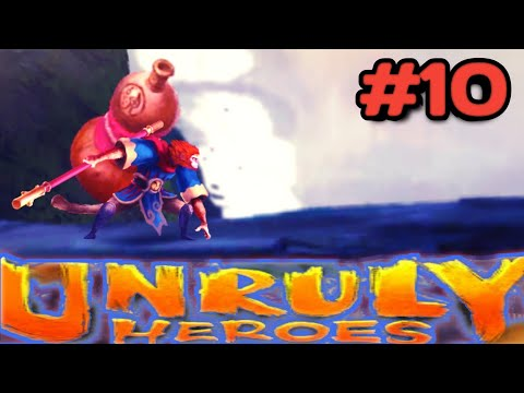 Unruly Heroes !!! Chapter-8 Into The Mist !!! Gameplay walkthrough Part-1,Part-2 and Part-3🔥🔥🔥🔥  