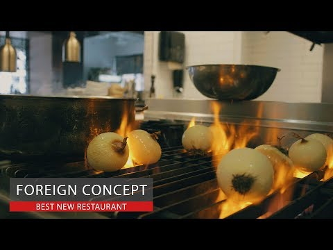 Best of Calgary 2017 - Best New Restaurant - Foreign Concept
