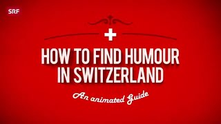 How To Find Humour in Switzerland | Deville | SRF Comedy