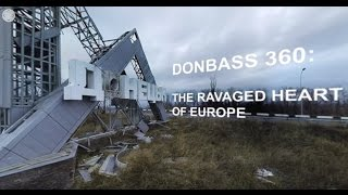 Donbass 360 drone video: Donetsk airport ruins and testimony(RT announced the launch of a new mobile application during a recent conference in Moscow marking the channel's 10th anniversary. RT360 takes the user ..., 2016-01-21T11:08:04.000Z)