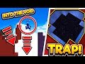FAKE FALLING VOID TRAP TROLL! (Hypixel's *NEW* Gamemode)