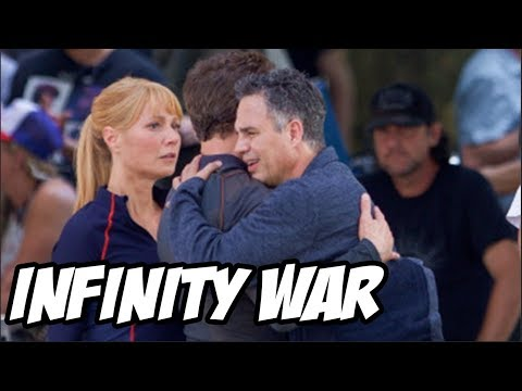 Avengers : Infinity War Part 2 Set Photos!