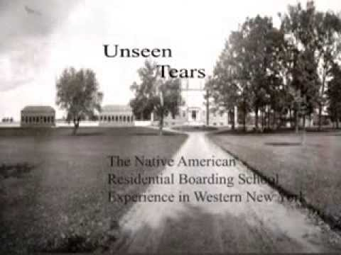 Unseen Tears: The Native American Boarding School Experience in Western New York Part 1