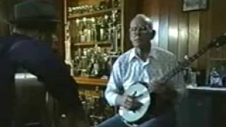 David Holt Interview: Benton Flippen Cripple Creek on banjo