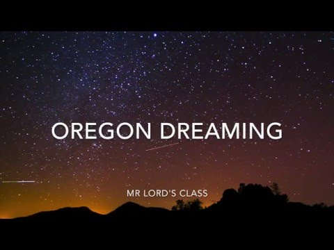 Oswegatchie Elementary School - Oregon Dreaming