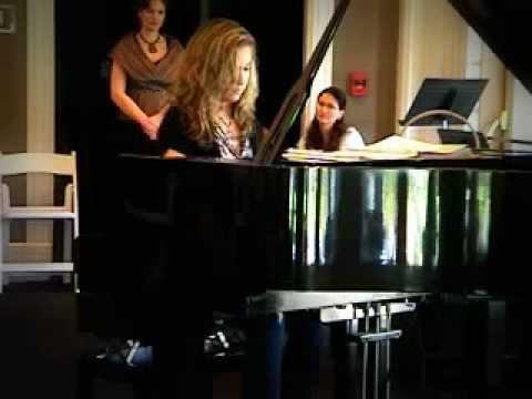 2011 Recital Katie Rizzo