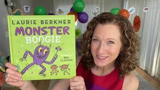 Book Spotlight: Monster Boogie